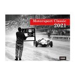 Calendario de pared Motorsport Classic McKlein 2021
