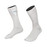 Calcetines Alpinestars RACE color blanco (homologación FIA)