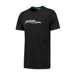 Camiseta negra para hombre Logo Sahara Force India F1 Team