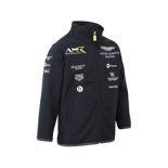 Softshell Aston Martin Racing Kids Team Azul Marino