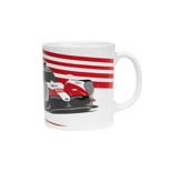 Taza Toyota Gazoo Racing White Car