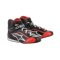 Botas Alpinestars TECH 1-KS MY18 Negro-rojo