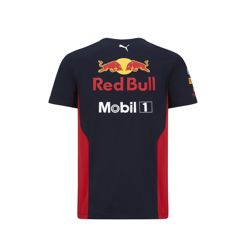 Camiseta de hombre Team azul marino Aston Martin Red Bull Racing 2020