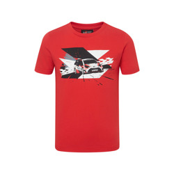 Car Toyota Gazoo Racing WRT camiseta infantil