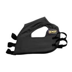 Chaleco protector OMP negro