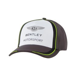 Gorra de béisbol de hombre Team gris Bentley Motorsport 2020