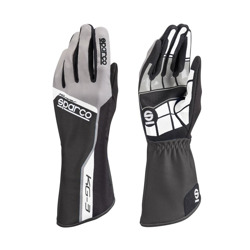 Guantes Sparco Track KG-3 negro