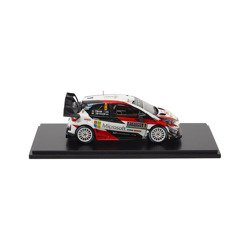Modelo No.8 1:43 Yaris WRC Toyota Gazoo Racing WRT